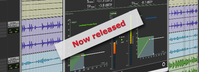 CLC – Continuous Loudness Control is released now!