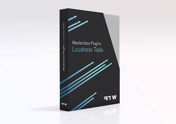 RTW – Eyes on Your Audio: RTW - RTW Loudness Tools