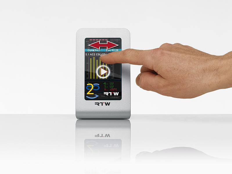 RTW – Eyes on Your Audio: RTW - TM3 Smart