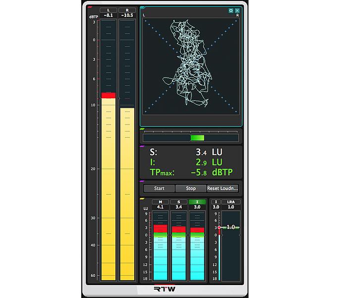 RTW – Eyes on Your Audio: RTW - RTW Mastering Tools