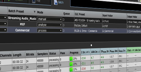 New: Software Update 2.0 For CLC – Continuous Loudness Control