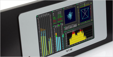 "TM9 rack mount solution for 19"" environments"
